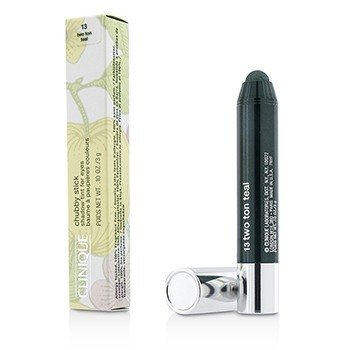 Clinique Cień do powiek w sztyfcie Chubby Stick Shadow Tint for Eyes - # 13 Two Ton Teal  3g/0.1oz
