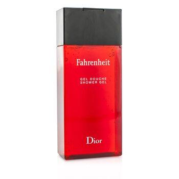 Christian Dior Fahrenheit Gel Ducha  200ml/6.8oz