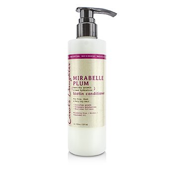 Carol's Daughter Mirabelle Plum Healthy Growth & Max Hydration Biotin Conditioner (For Fine, Weak & Very Dry Hair)  355ml/12oz