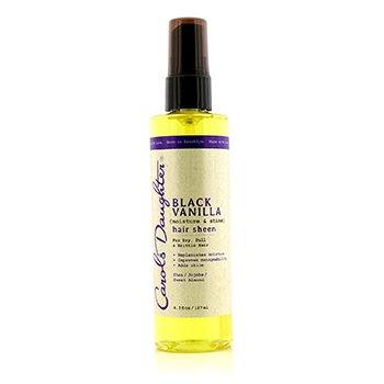 קרולס דוטר Black Vanilla Moisture & Shin Hair Sheen לשיער יבש, אפרורי ושברירי  127ml/4.3oz