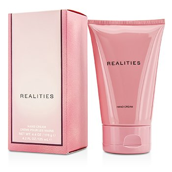 Liz Claiborne Realities Hand Cream  125ml/4.2oz