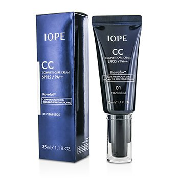 IOPE CC Cream SPF 35 - # 1 Clear Beige  35ml/1.1oz