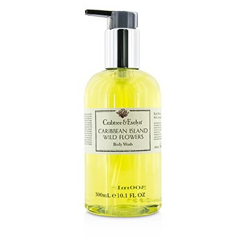 Crabtree & Evelyn Caribbean Island Wild Flowers Gel de Duș  300ml/10.1oz
