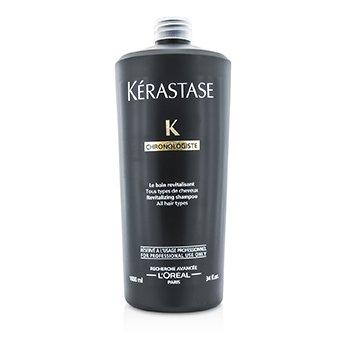 Kerastase Chronologiste Revitalizing Şampun (Hər Növ Saçlar Üçün)  1000ml/34oz
