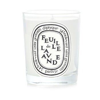 Diptyque Mirisna svijeća - Feuille De Lavande (Lavender Leaf)  190g/6.5oz