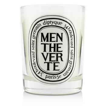 Diptyque Lumânare Parfumată - Menthe Verte (Mentă Verde)  190g/6.5oz