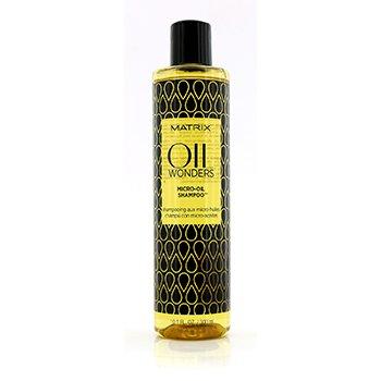 Matrix شامبو زيتي دقيق Oil Wonders (لجميع أنواع الشعر)  300ml/10.1oz