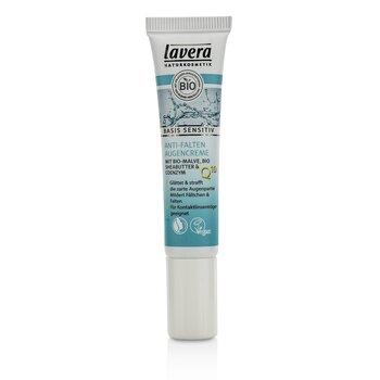 Lavera Basis Sensitiv Q10 Anti-Ageing Eye Cream  15ml/0.5oz