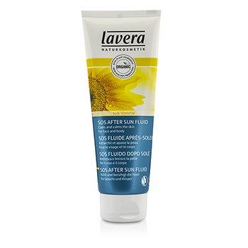 Lavera Sun Sensitiv SOS After Sun Fluid - For Face & Body  100ml/3.3oz