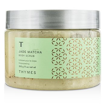 Thymes Jade Matcha Exfoliante Corporal  310g/11oz