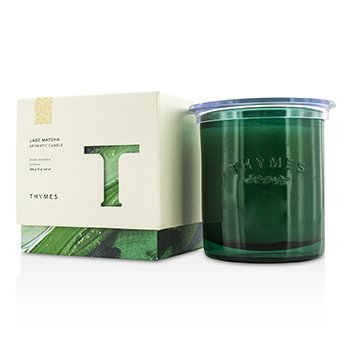Thymes Aromatic Candle - Jade Matcha  284g/10oz