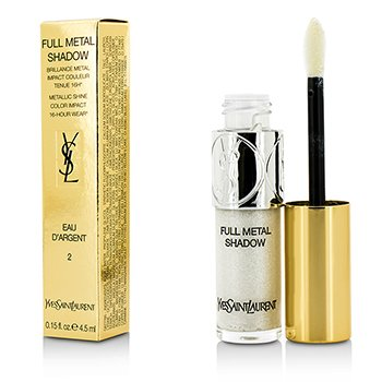 Yves Saint Laurent Full Metal Shadow - #02 Eau Dargent  4.5ml/0.15oz
