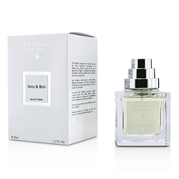 The Different Company Un Parfum De Sens & Bois Eau De Toilette Spray  50ml/1.7oz