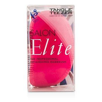 英國專利護髮梳 Tangle Teezer 沙龍精英專業順髮梳 - # Dolly Pink (適合用於乾髮及濕髮)  1pc