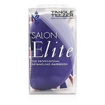 Tangle Teezer Salon Elite Профессиональная Распутывающая Щетка для Волос - # Purple Crush (для Влажных и Сухих Волос)  1pc
