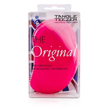 Tangle Teezer The Original Detangling Hair Brush - # Pink Fizz (For Wet & Dry Hair)  1pc