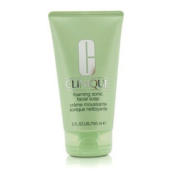Clinique Foaming Sonic Facial Soap  150ml/5oz