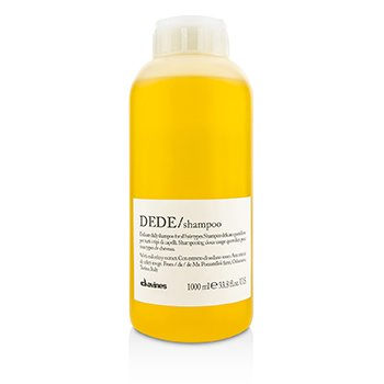 Davines Dede Delicate Daily Shampoo (For All Hair Types)  1000ml/33.8oz