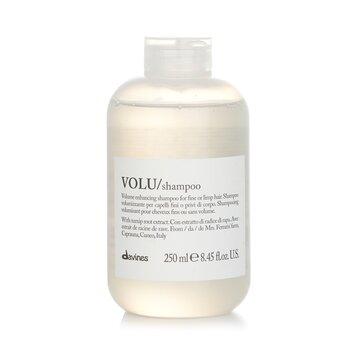 Davines แชมพู Volu Volume Enhancing Shampoo (สำหรับผมบางหรือผมลีบ)  250ml/8.45oz