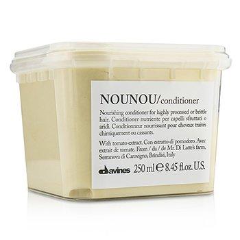 Davines คอนดิชั่นเนอร์ Nounou Nourishing Conditioner (สำหรับผมผ่านสารเคมีหรือผมแตกหัก)  250ml/8.45oz