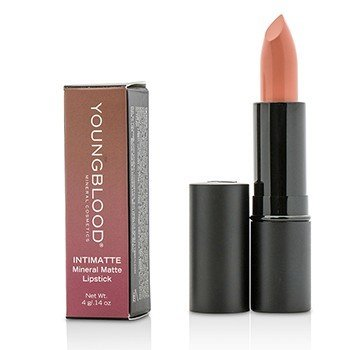 Youngblood Intimatte Mineral Matte Lipstick - #Ooh La La  4g/0.14oz