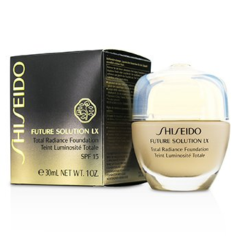 Shiseido Future Solution LX Total Radiance Base SPF15 - #I20 Natural Light Ivory  30ml/1oz