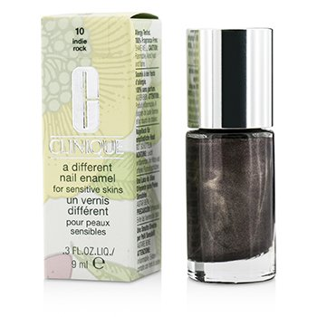 Clinique A Different Nail Enamel Herkälle Iholle - #10 Indie Rock  9ml/0.3oz