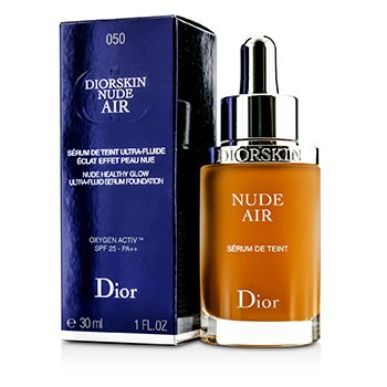 Christian Dior Diorskin Nude Air Serum Foundation SPF25 - # 050 Dark Beige  30ml/1oz