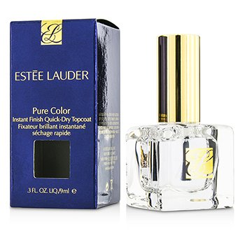 Estee Lauder Pure Color Instant Finish Capa Final Secado Rápido  9ml/0.3oz