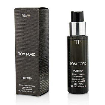 Tom Ford Private Blend Tobacco Vanille Aceite Acondicionador para Barba  30ml/1oz