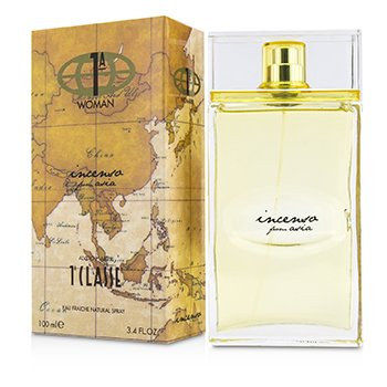 Alviero Martini ( Made In Italy ) Incenso From Asia Eau De Cologne Σπρέυ  100ml/3.4oz