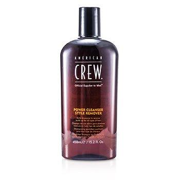 American Crew Καθημερινό Δυναμωτικό Καθαριστικό Σαμπουάν για Άνδρες (Για Όλους Τους Τύπους Μαλλιών)  450ml/15.2oz