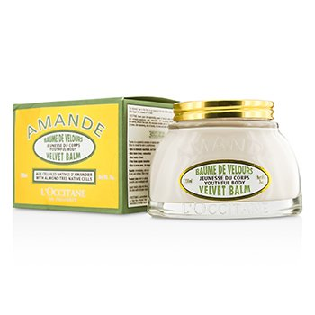 L'Occitane Almond Velvet Balm  200ml/7oz