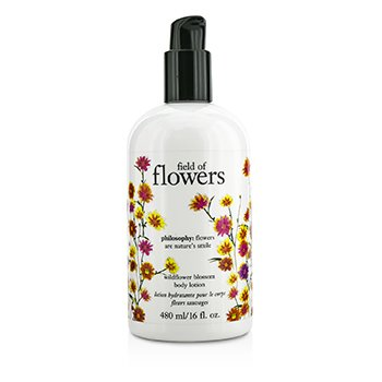 Philosophy Field Of Flowers Wildflower Blossom Loción Corporal  480ml/16oz