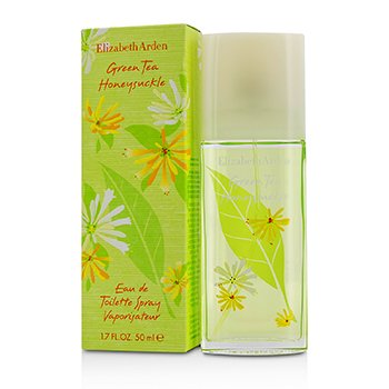Elizabeth Arden Green Tea Honeysuckle Eau De Toilette Spray  50ml/1.7oz