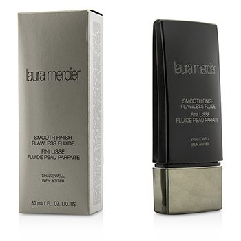 Laura Mercier Fluidní make-up pro hladký a bezchybný vzhled Smooth Finish Flawless Fluide - # Vanille  30ml/1oz