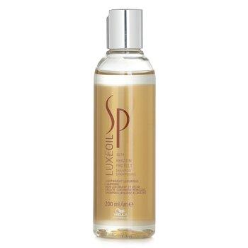 Wella SP Luxe Oil Keratin Koruyucu Şampuan (Hafif Lüks Temizleyici)  200ml/6.7oz