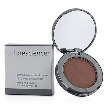 Colorescience Pressed Mineral Cheek Colore - Soft Rose  4.8g/0.17oz