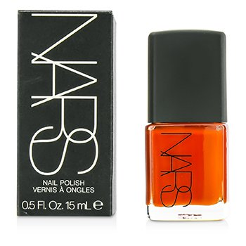 NARS Nail Polish - #Hunger (Mandarin Red)  15ml/0.5oz