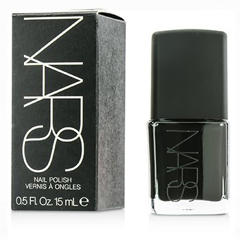 NARS Βερνίκι Νυχιών - #Back Room (Μαύρο)  15ml/0.5oz