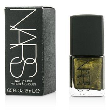 NARS Esmalte Uñas - #Mash (Verde militar con dorado)  15ml/0.5oz