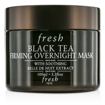 Fresh Black Tea Mascarilla Reafirmante Noche  100ml/3.3oz