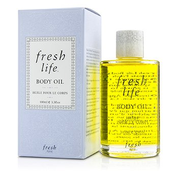 Fresh Fresh Life Body Oil  100ml/3.3oz