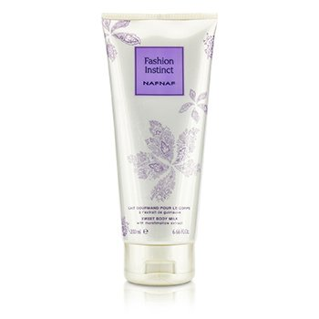 Naf-Naf Fashion Instinct  Leche Corporal Dulce  200ml/6.66oz