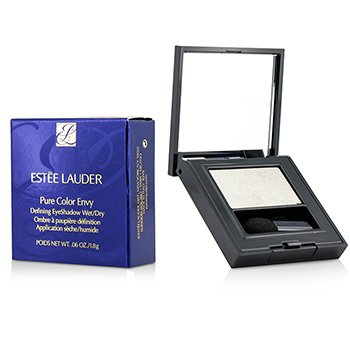 Estee Lauder Pure Color Envy Color Ojos Definici�n Seca/L�quida - # 13 Silver Edge  1.8g/0.06oz