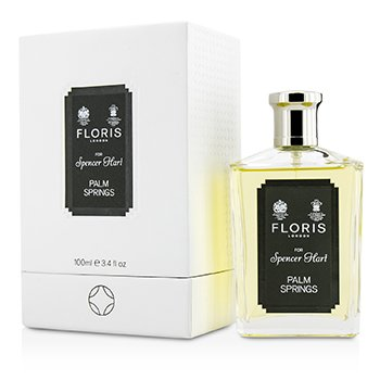 Floris Spencer Hart Palm Springs Eau De Parfum Spray  100ml/3.4oz