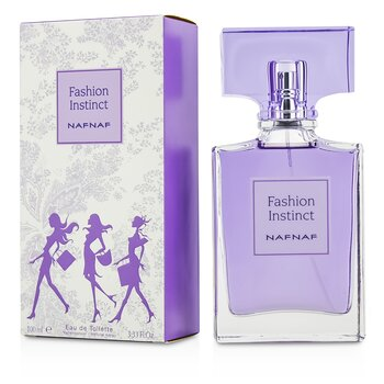 Naf-Naf Fashion Instinct Eau De Toilette Spray  100ml/3.33oz