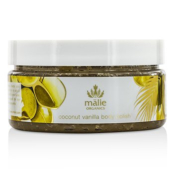 Malie Organics Coconut Vanilla Body Polish  236g/8oz