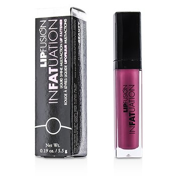 Fusion Beauty LipFusion Infatuation Liquid Shine Multi Action Lip Fattener - Pucker Up  5.5g/0.19oz