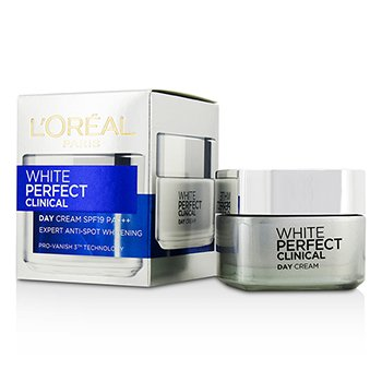 L'Oreal White Perfect Clinical Day Cream SPF19 PA+++  50ml/1.7oz